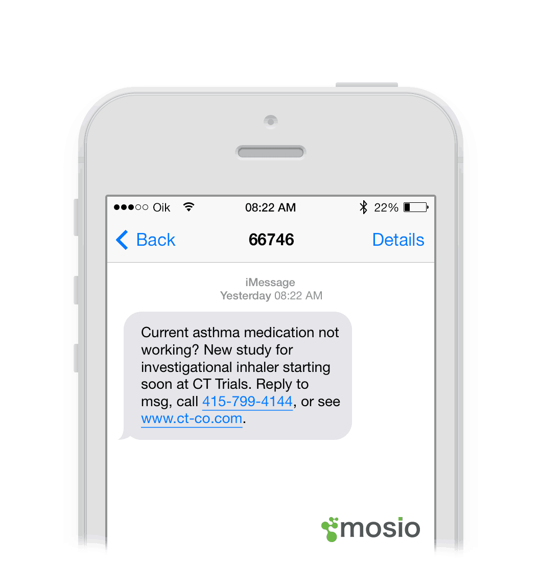 How to Improve Recruitment with Text Message Alerts