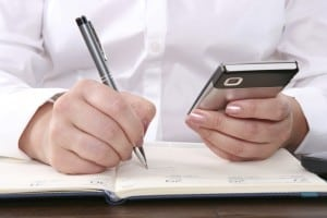 Text messaging for patient recruitment