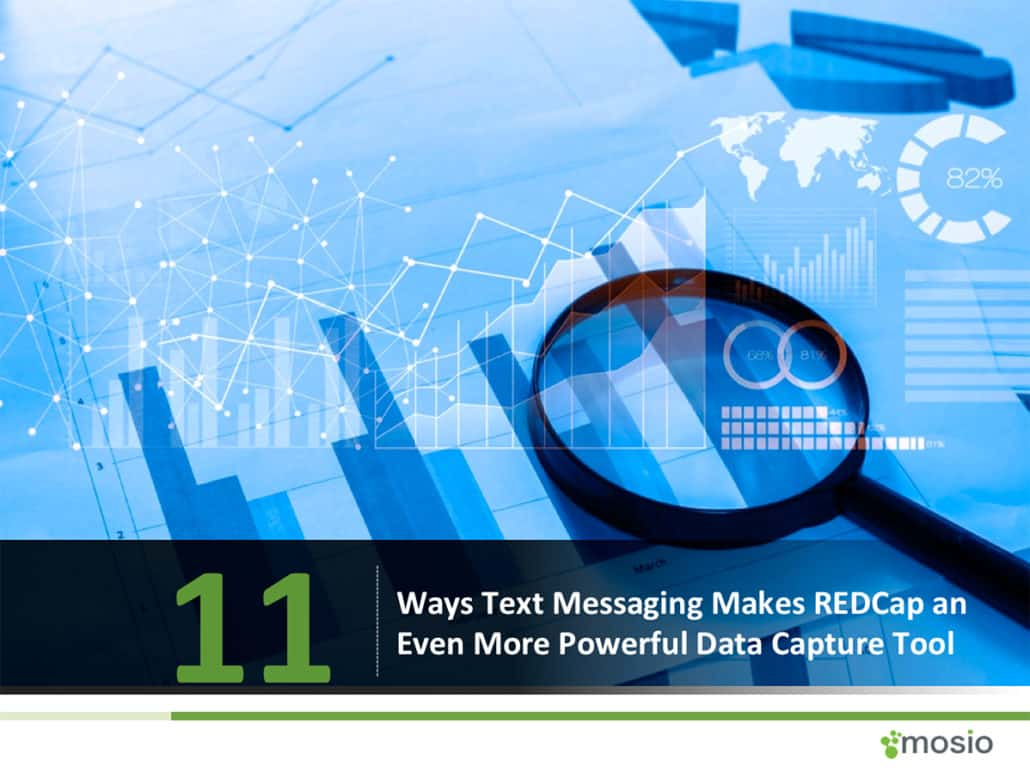 11 Ways Text Messaging Enhances REDCap - Presentation (PDF Download)