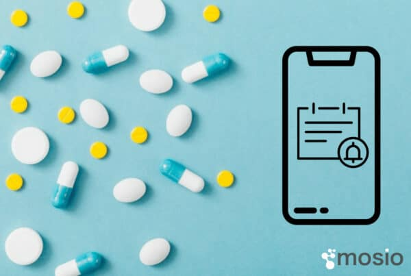Mosio | Medication Adherence Dosing Reminders Via Text Message